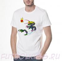 Футболка Дракон арт.023