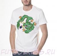 Футболка Дракон арт.026