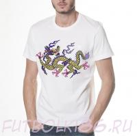 Футболка Дракон арт.027