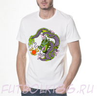 Футболка Дракон арт.034