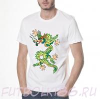 Футболка Дракон арт.035
