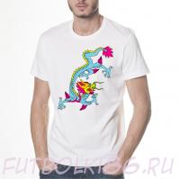 Футболка Дракон арт.042
