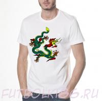 Футболка Дракон арт.052