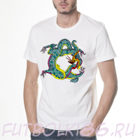 Футболка Дракон арт.054
