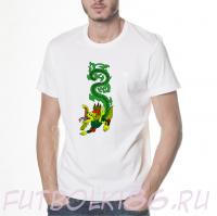 Футболка Дракон арт.058