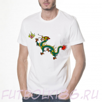 Футболка Дракон арт.064