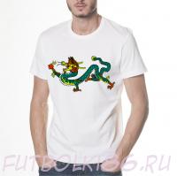 Футболка Дракон арт.065