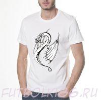Футболка Дракон арт. b1