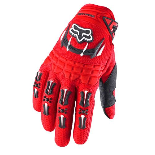 Мото перчатки Fox Dirtpaw leather 2 мотокросс/эндуро.