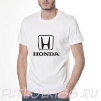 Футболка логотип Хонда