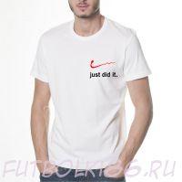 Футболка с приколом арт.0357