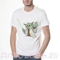 Футболка Yoda
