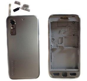Корпус Samsung S5230 (silver)
