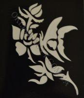 Трафареты для боди-арта, био-тату Z 248