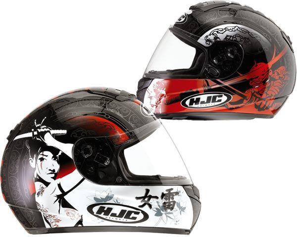 HJC CS-R1 Samurai
