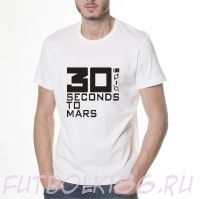 Футболка 30 second to mars-2