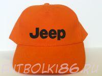 Бейсболка Jeep