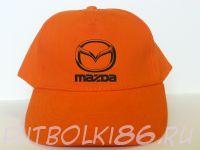 Бейсболка Mazda