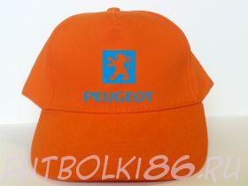 Бейсболка Peugeot