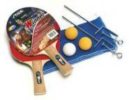 Набор Stiga Winner, 2 ракетки+сетка+3 шарика
