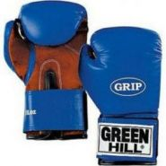 Перчатки боксерские Тренировочные Green Hill Lion Grip 10,12,14 унций