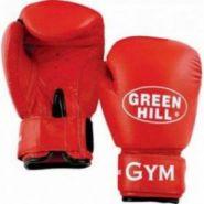Перчатки боксерские Тренировочные Green Hill GYM 8,10,12,14,16,18,20 унций