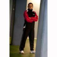 Спортивный костюм Stiga Action (черно-красный)