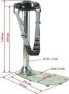Вибромассажер ременной Body Sculpture MS-1000