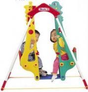 """DS-710 качели """"Жираф-Дракон"""" для двоих детей Haenim toy"""