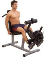 Тренажер разгибание ног сидя и сгибание ног лёжа Body Solid GLCE-365