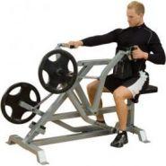 Силовой тренажер Body Solid LVSR тяга с упором в грудь