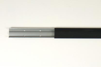 Направляющая с кожухом (620мм) GSR9