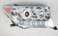 Передняя альтернативная оптика  (Тип 5) для Toyota Land Cruiser 200 2008 -