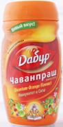 Чаванпраш со вкусом апельсина (DABUR), 500г