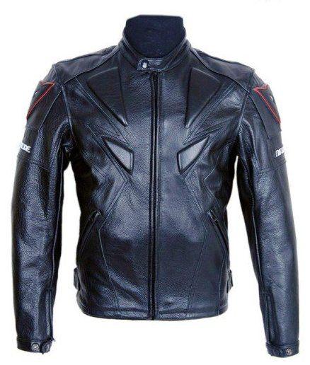 Мотокуртка Dainese DA 01. Натуральная кожа (черный)
