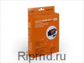 Адаптеры ELM-327 USB, BT, Wi-Fi