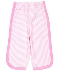 Штаны для девочки розового цвета