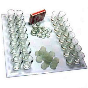 Игровой набор (Шахматы, Шашки, Карты)