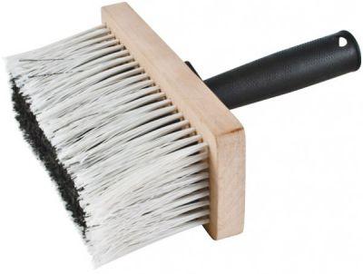 Макловица, синтетич. щетина, деревянный корпус 7 х 15см
