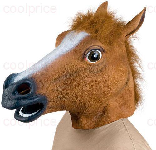 Маска лошади (голова лошади)