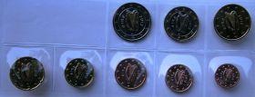 Годовой евро набор Ирландия 2013 UNC