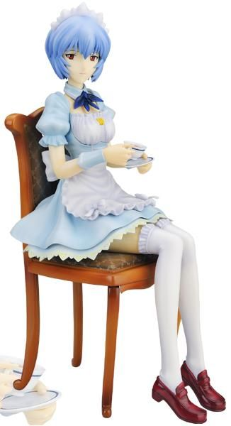 Фигурка Rei Ayanami Maid Ver.