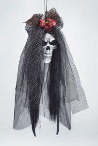 Голова - череп Невесты