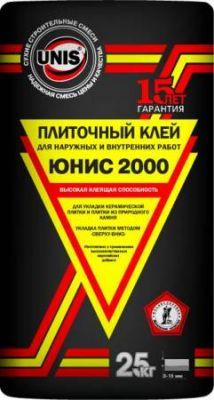 ЮНИС 2000 - клей плиточный