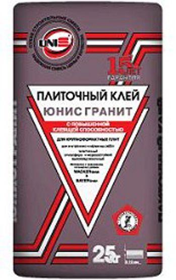ЮНИС Гранит- клей плиточный (25 кг)