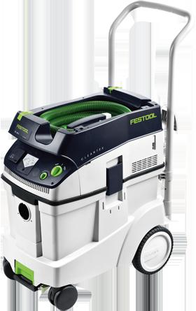 Пылеудаляющие аппараты CLEANTEX CTL 48 E