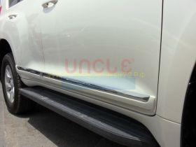Молдинги на двери (Тип 1) для Toyota Land Cruiser Prado 150
