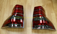 Задняя альтернативная оптика диодная (Тип 2) для Toyota Land Cruiser Prado 150