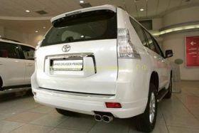 Задняя альтернативная оптика диодная (Тип 4) для Toyota Land Cruiser Prado 150