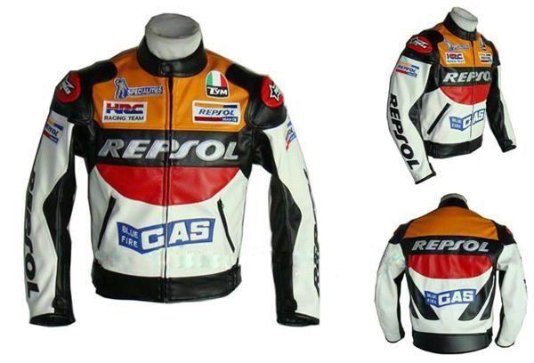 Мотокуртка Repsol Gas с защитой
